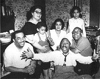 LegendaryAfoCubanJazzArtistsBenyMore,MarioBauza and family Pinterist