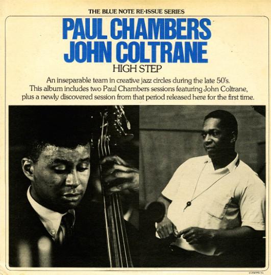 PaulChambers:Coltrane:BlueNote
