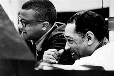 dukeEllington and Billy Strayhorn