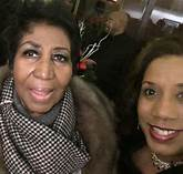 ArethaFranklin and GayelynnMcKinney