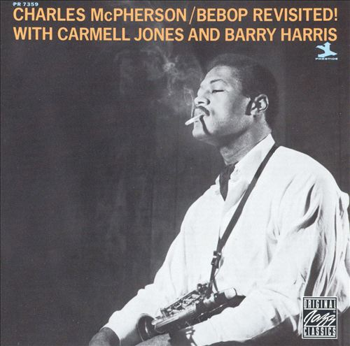 Charles McPherson The QuintetLive Recorded Live At The Five Spot